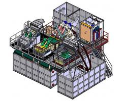 Entsandungsanlage D450-300